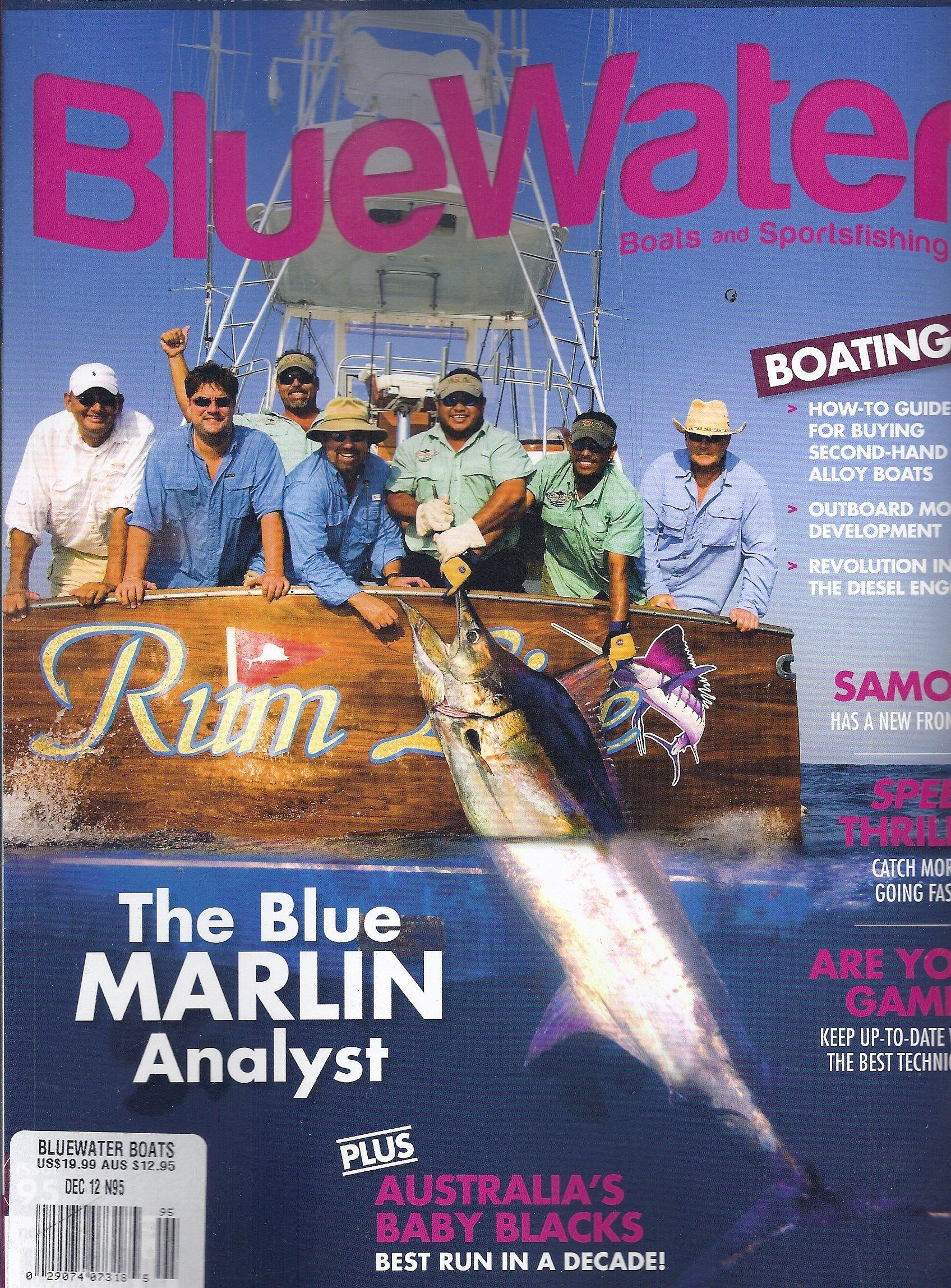 Bluewater Boats and Sportsfishing (January/February 2013) PDF