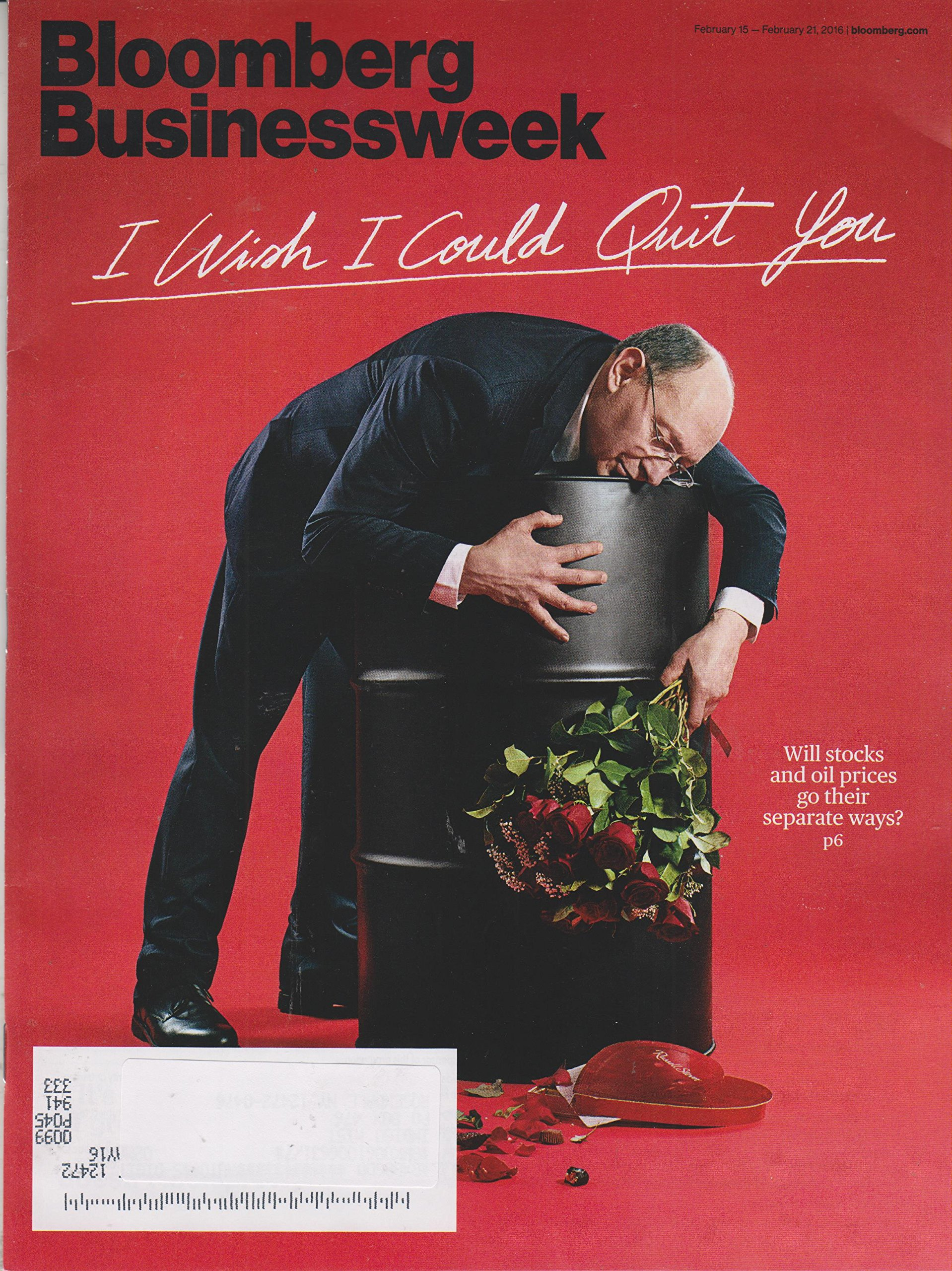 Bloomberg Businessweek February 15-21, 2016 I Wish I Could Quit You pdf