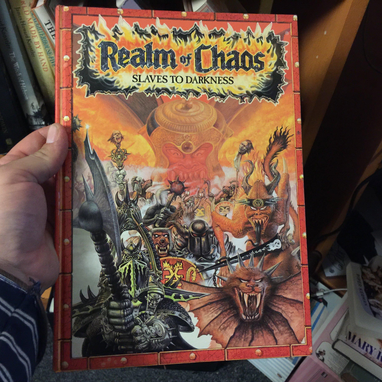 Realm Of Chaos Pdf