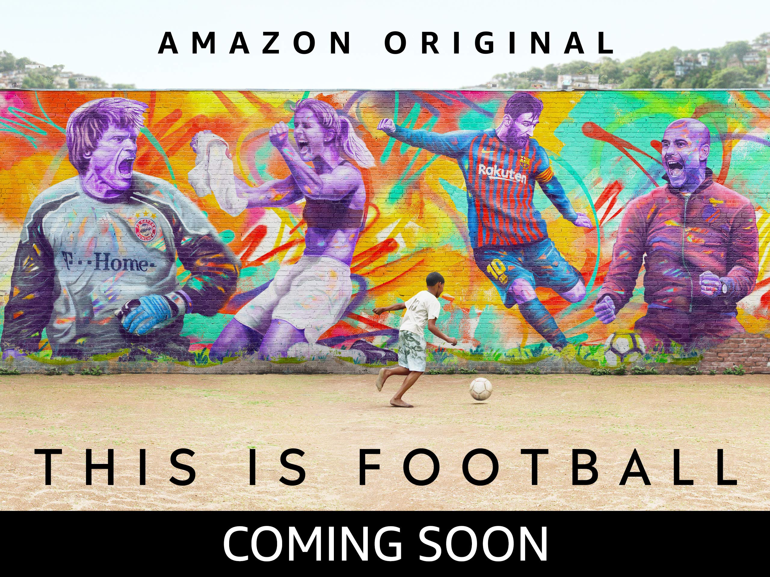 This is Football is coming soon to Prime