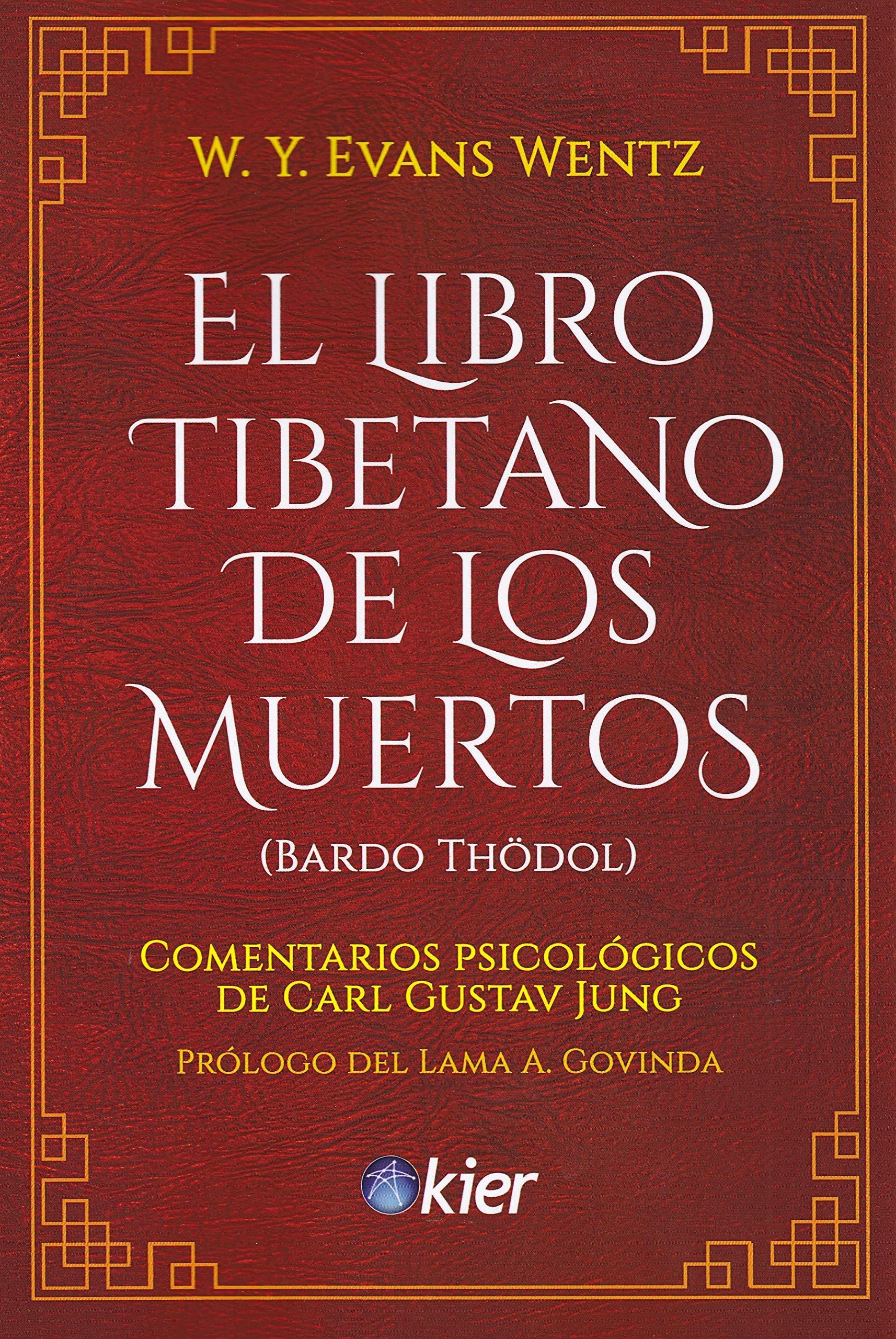 El Libro Tibetano De Los Muertos Amazon Es Wentz Evans Libros