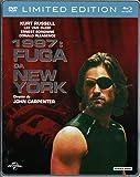 1997 FUGA DA NEW YORK (Ltd CE Label Steelbook) (Blu-ray+Dvd) (Edizione Italiana)