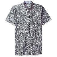 Rip Curl Mens El Mirador Ss Shirt Short Sleeve Button Down Shirt