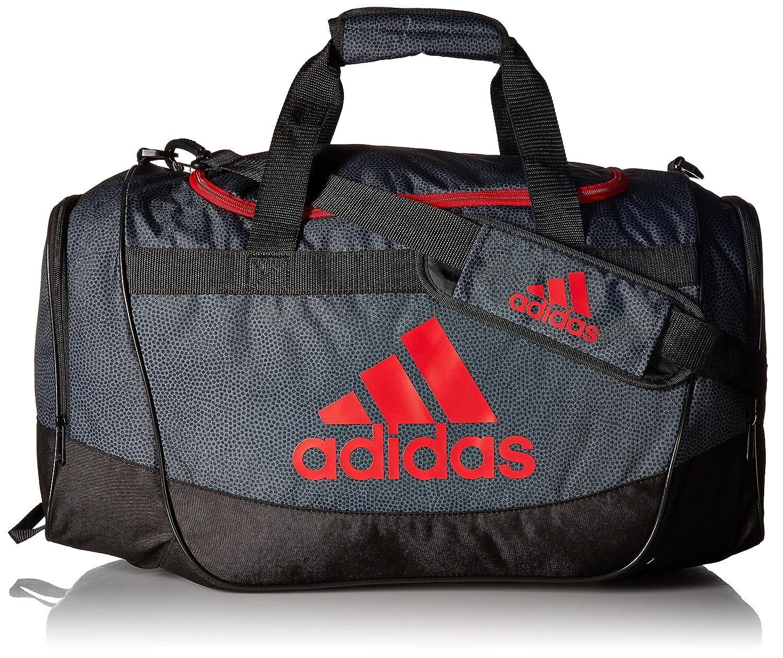 Adidas Defender II Medium Duffelバッグ B06XWL3CPC One Size Onix Grip/Black/Scarlet Onix Grip/Black/Scarlet One Size