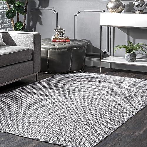 Best living room rug: nuLOOM Lorretta Hand Loomed Area Rug