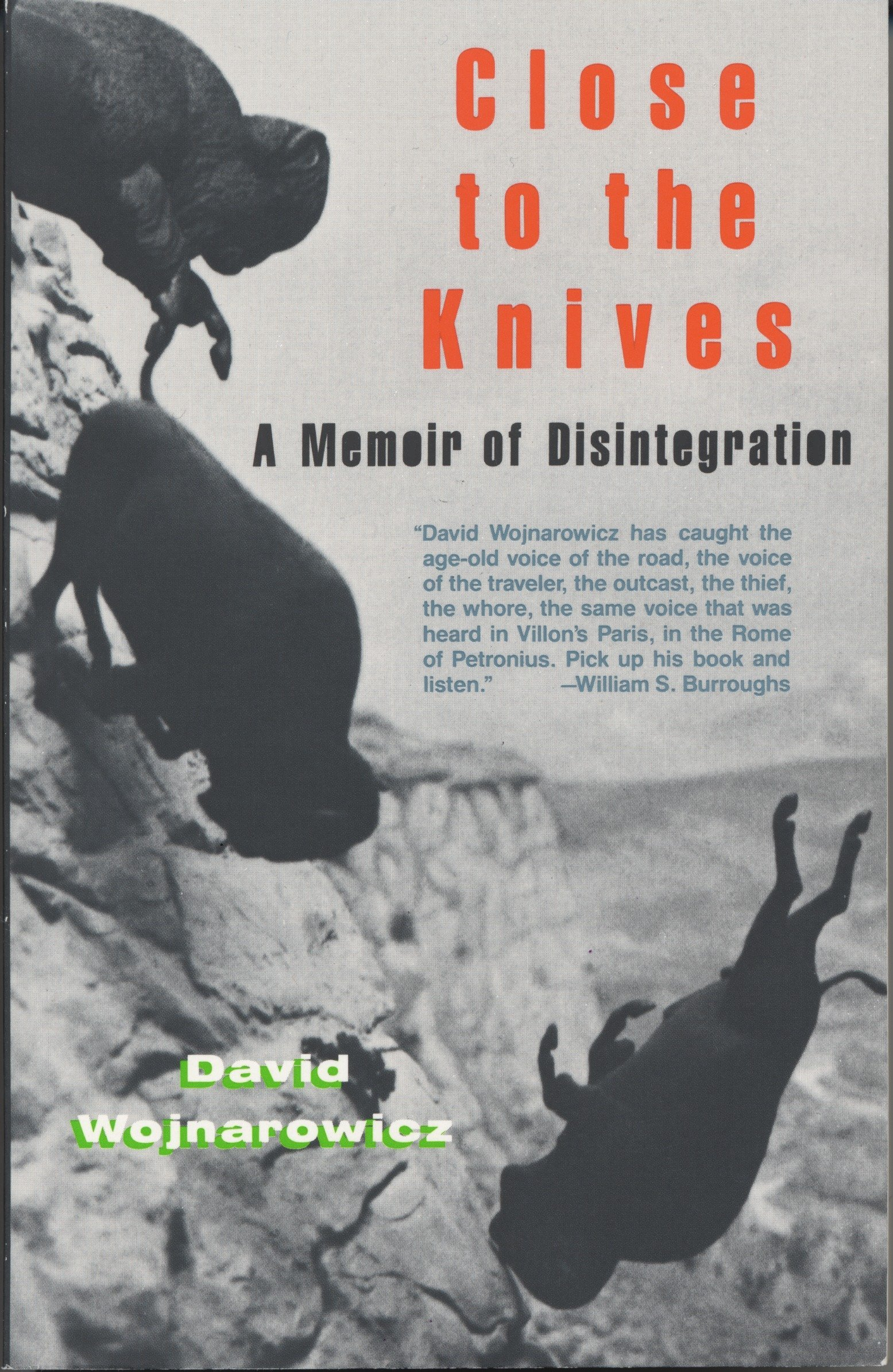 Image result for close to the knives