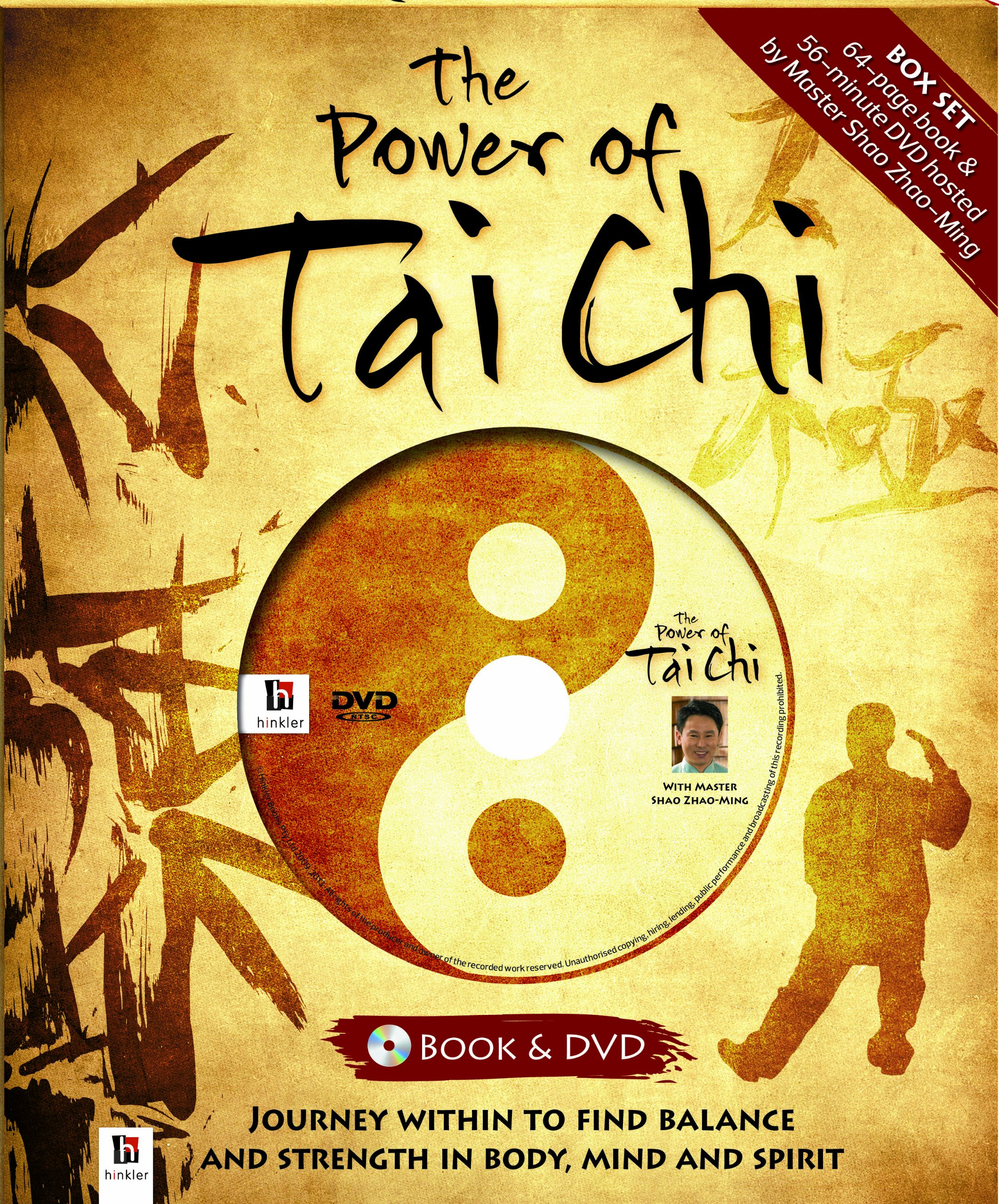 Read Online Power of Tai Chi Gift Box DVD PDF