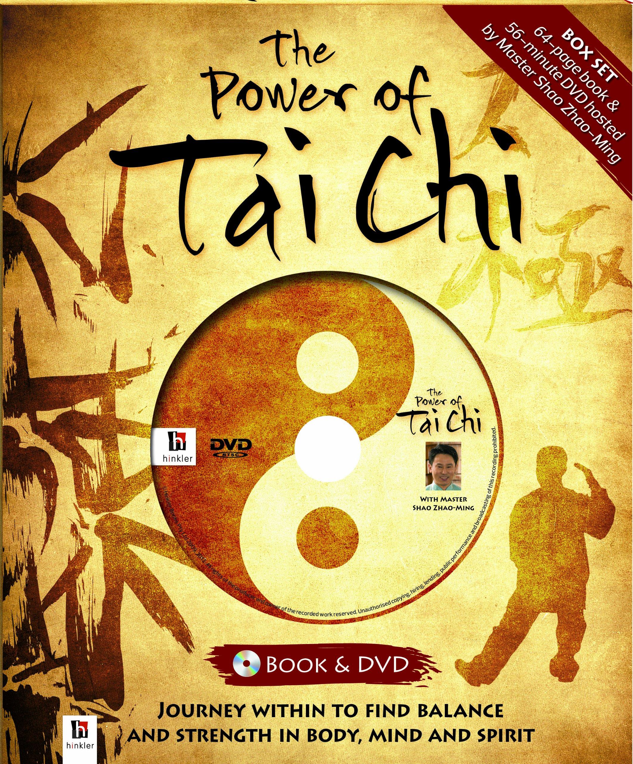 Power of Tai Chi Gift Box DVD ebook