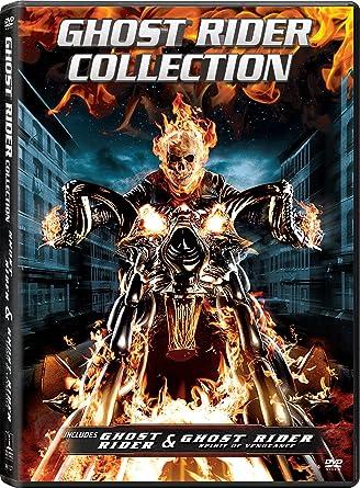 Amazon com: Ghost Rider (2007) / Ghost Rider: Spirit of