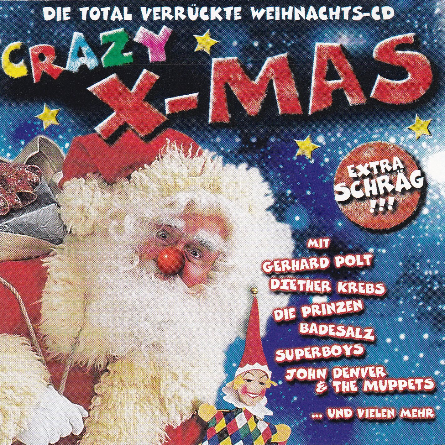 Crazy X-Mas - Various: Amazon.de: Musik