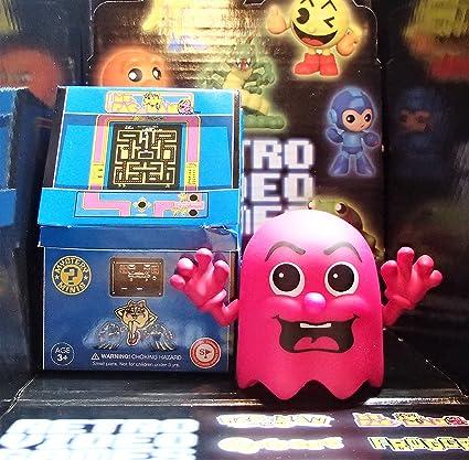 Pac-Man Ghost Vinyl Figure New Funko Mystery Minis Retro Video Games PINKY Ms