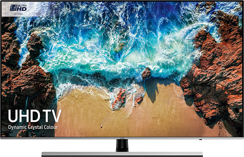 Samsung Ue55nu8000 55 Pulgadas dinámico Cristal Color 4k Ultra HD ...