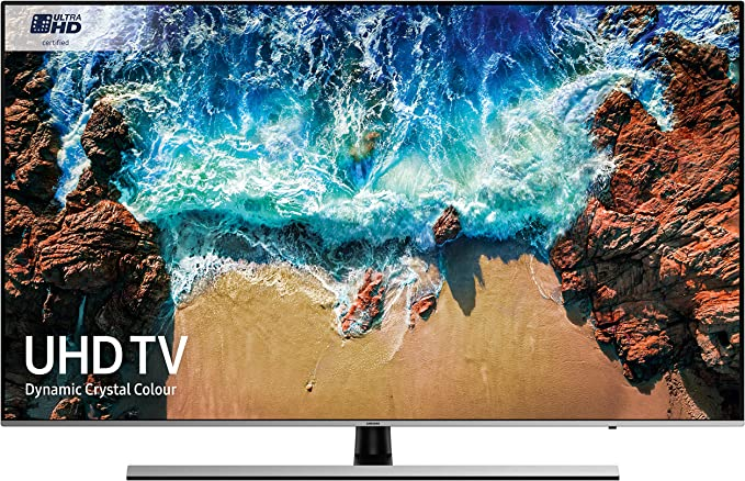 Samsung Ue55nu8000 55 Pulgadas dinámico Cristal Color 4k Ultra HD 1000 HDR Certificado Smart TV: Amazon.es: Electrónica