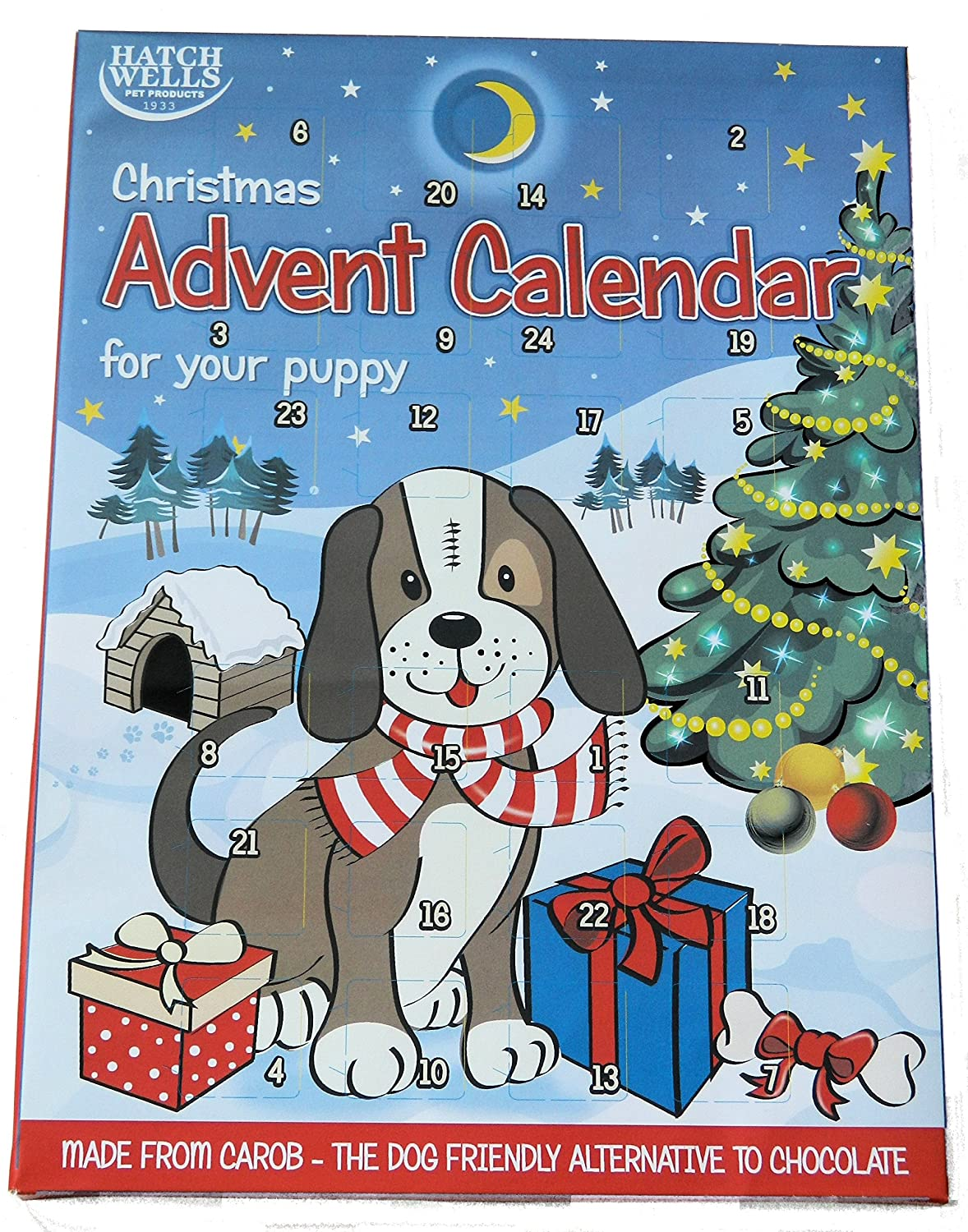 Puppy Advent Calendar Pet Bliss