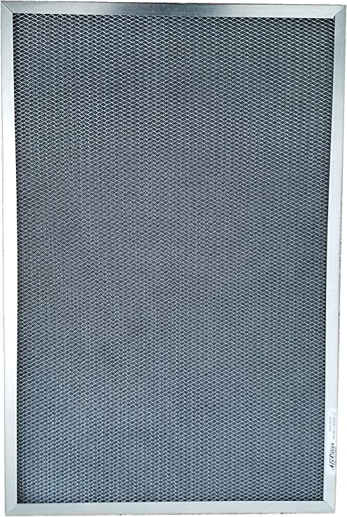 14x30x1 Electrostatic Washable Permanent A//C Furnace Air Filter Reusable Silver Frame