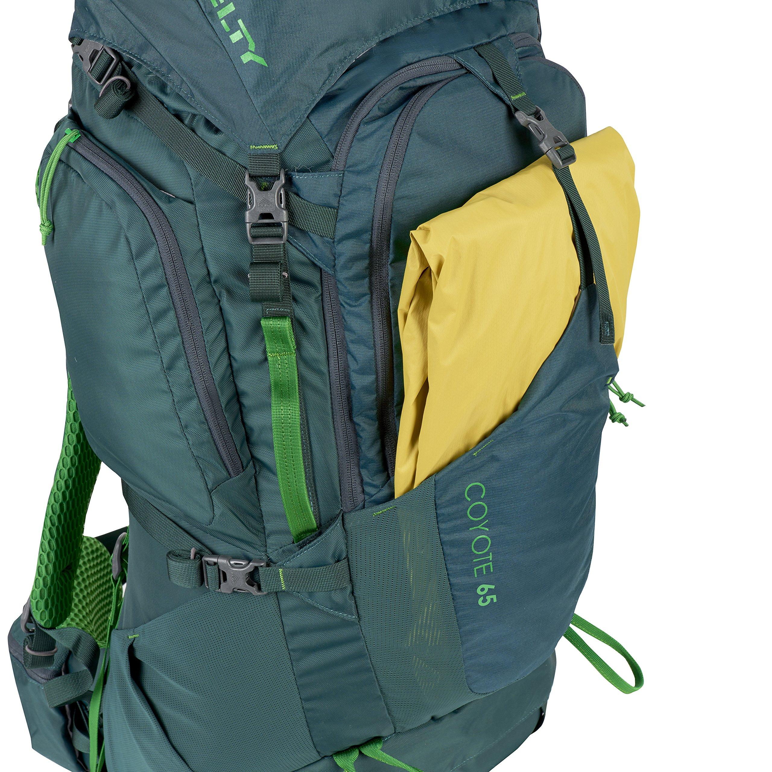 Women/'s Coyote 70 Dark Shadow Hiking Back Pack Kelty 22611816