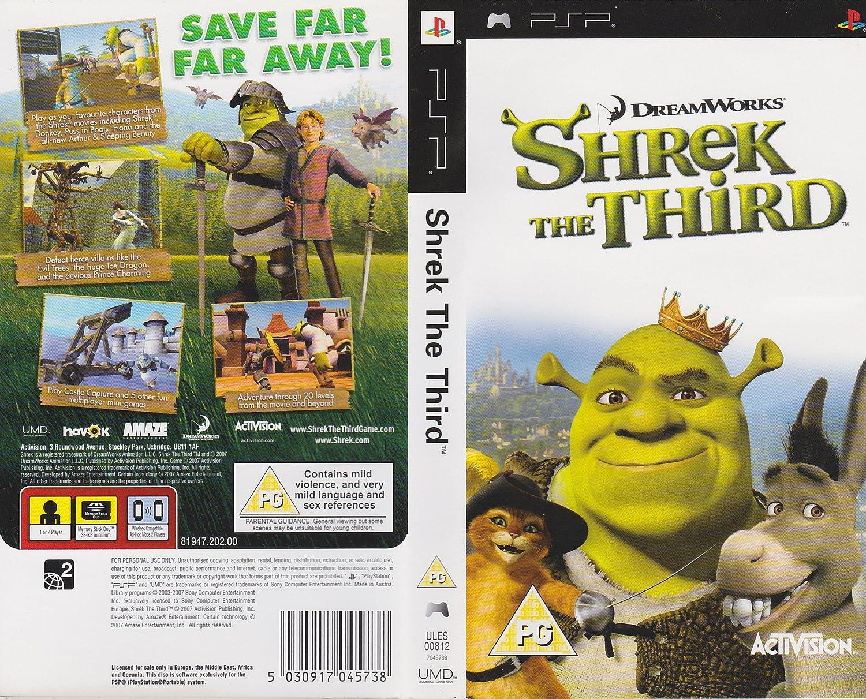 Shrek the Third: Amazon.es: Videojuegos
