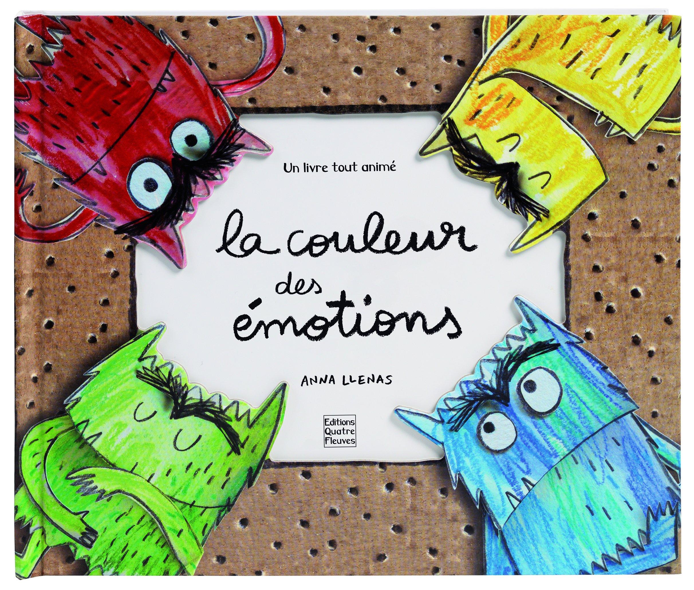 La couleur des émotions: Amazon.ca: Books