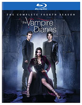 Amazon com: The Vampire Diaries: Season 4 [Blu-ray]: Nina