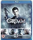 Grimm Season 4 [Blu-ray] [2014]