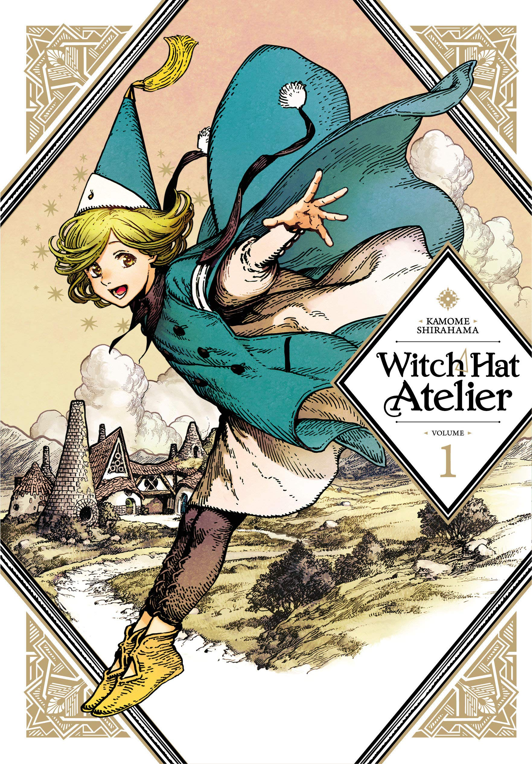 Image result for witch hat atelier