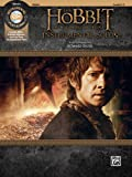 The Hobbit - The Motion Picture Trilogy Instrumental Solos for Strings: Violin, Book and CD