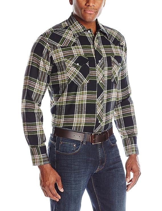Camisas Vaqueras Hombre