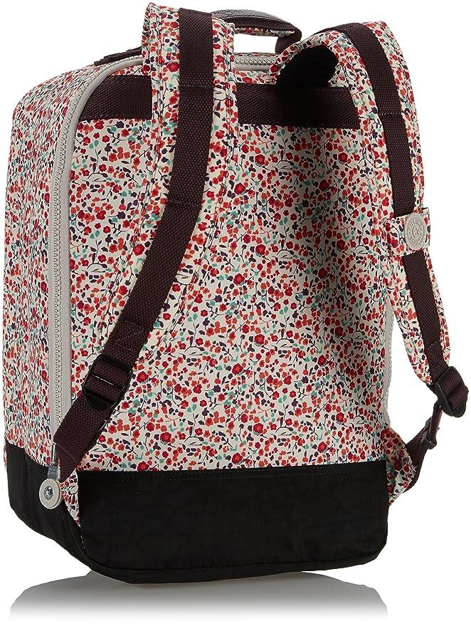 Kipling Cartable, Pop Floral BTS (Multicolore) K13612C85
