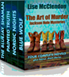The Art of Murder: Jackson Hole Mysteries (Alix Thorssen Mysteries Book 6)