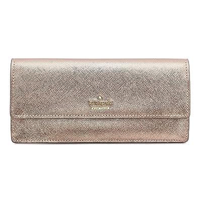 ed381608fd4 Amazon.com  Kate Spade Cameron Street Alli Rose Gold Wallet PWRU5532-705   Shoes