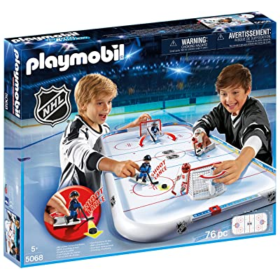 PLAYMOBIL NHL Hockey Arena: Toys & Games