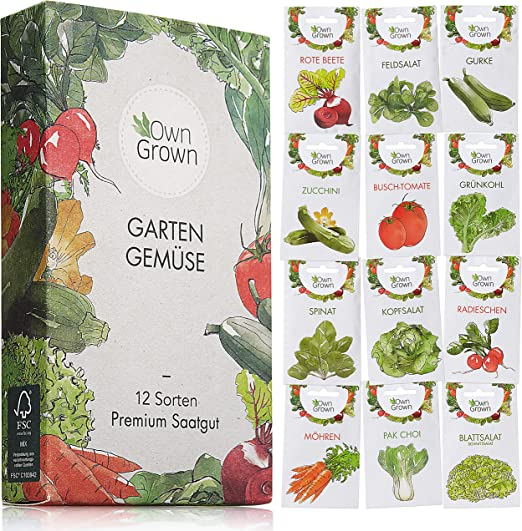 Radieschen Samen Kombi-Pack 2 verschiedene Sorten