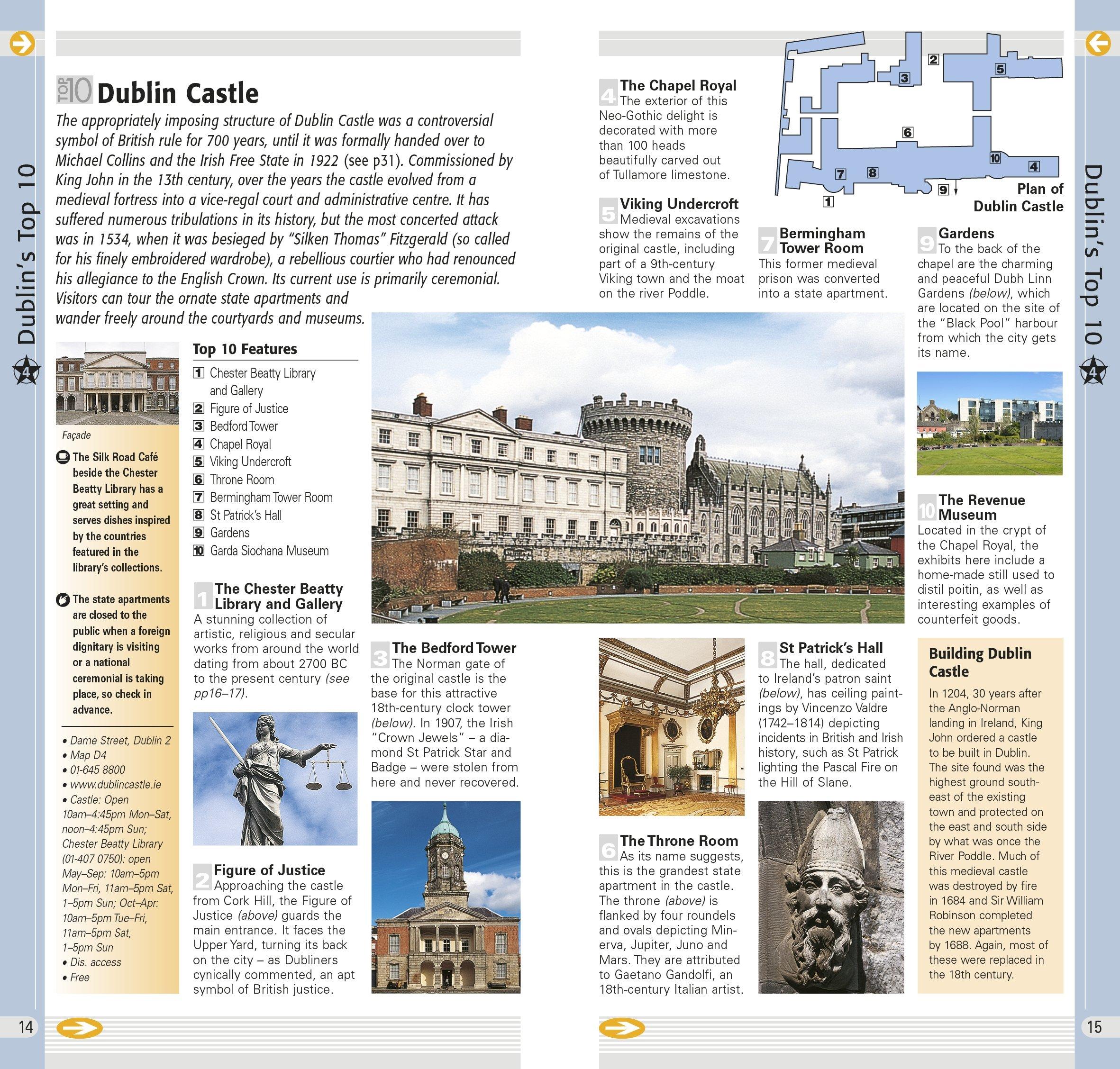 Top 10 Dublin (Eyewitness Top 10 Travel Guide): DK Travel, Yvonna Gordon:  0790778009878: Amazon.com: Books