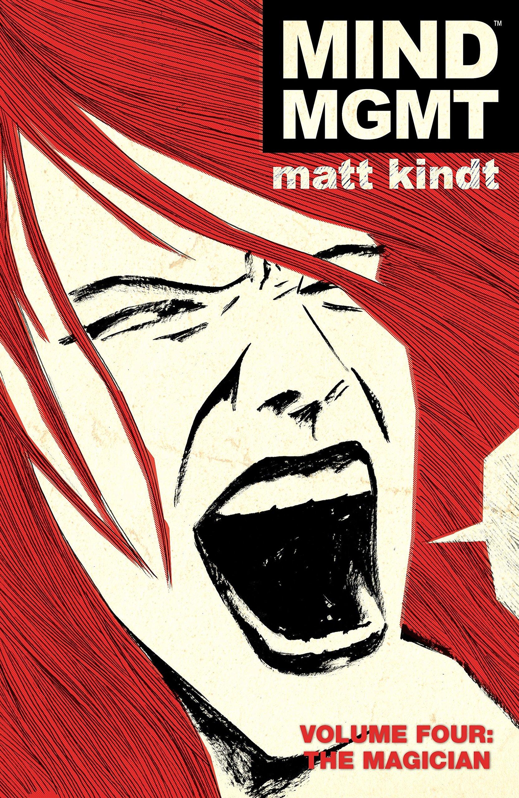 MIND MGMT Volume 4: The Magician by Dark Horse Originals