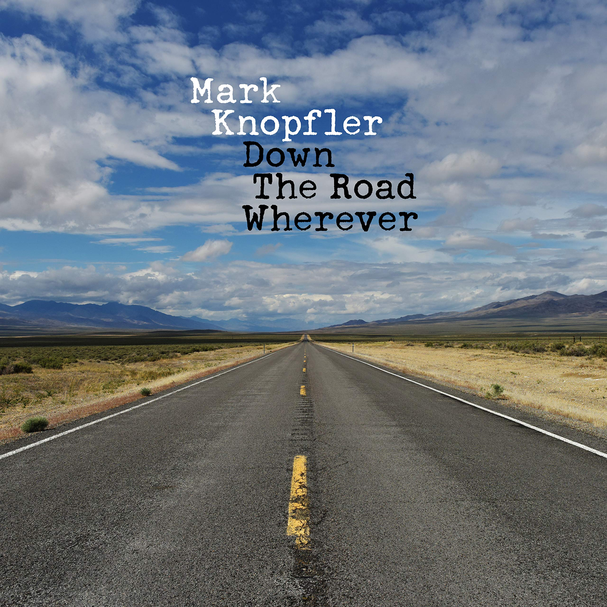 Vinilo : Mark Knopfler - Down The Road Wherever (180 Gram Vinyl)
