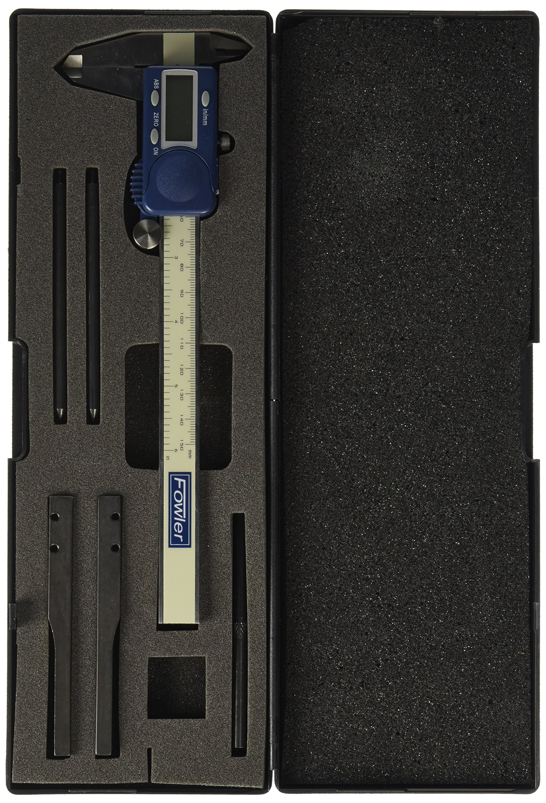 Fowler 74-101-888 Extended Range Drum/Rotor Measuring Kit with Xtra Value by Fowler & Nsk (Image #2)