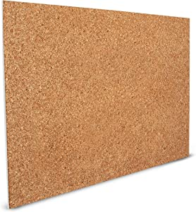 "ELMERS Cork Foam Boards, 20 X 30"", 3/8"" Thick, (950180)"
