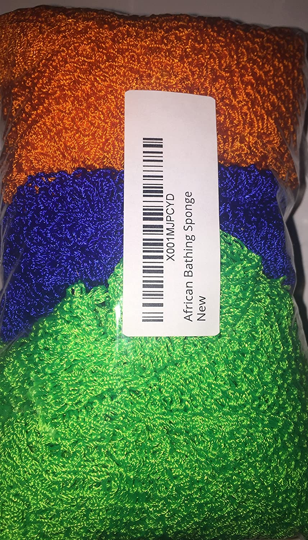 Made in Ghana African Bathing Sponge - 3 Pk Ghana Made
