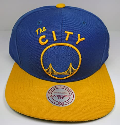 ea955ed4b6495b Image Unavailable. Image not available for. Color: Mitchell & Ness Golden  State Warriors Vintage ...