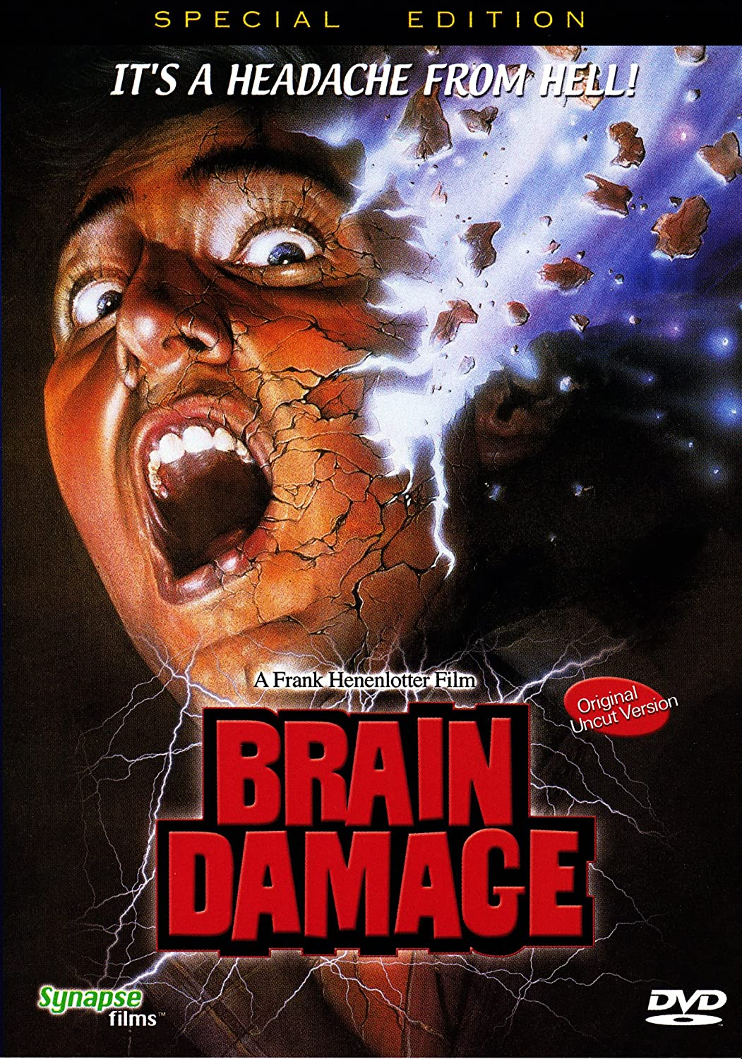 Amazon com: Brain Damage (Limited Edition): Rick Hearst