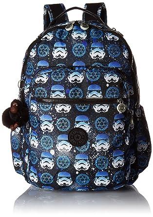 ac9f74c93 Amazon.com: Kipling Disney Star Wars Seoul GO Laptop Backpack, INTERSTORM:  Clothing