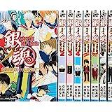 jBOOKS 銀魂 全8巻セット (JUMP jBOOKS)