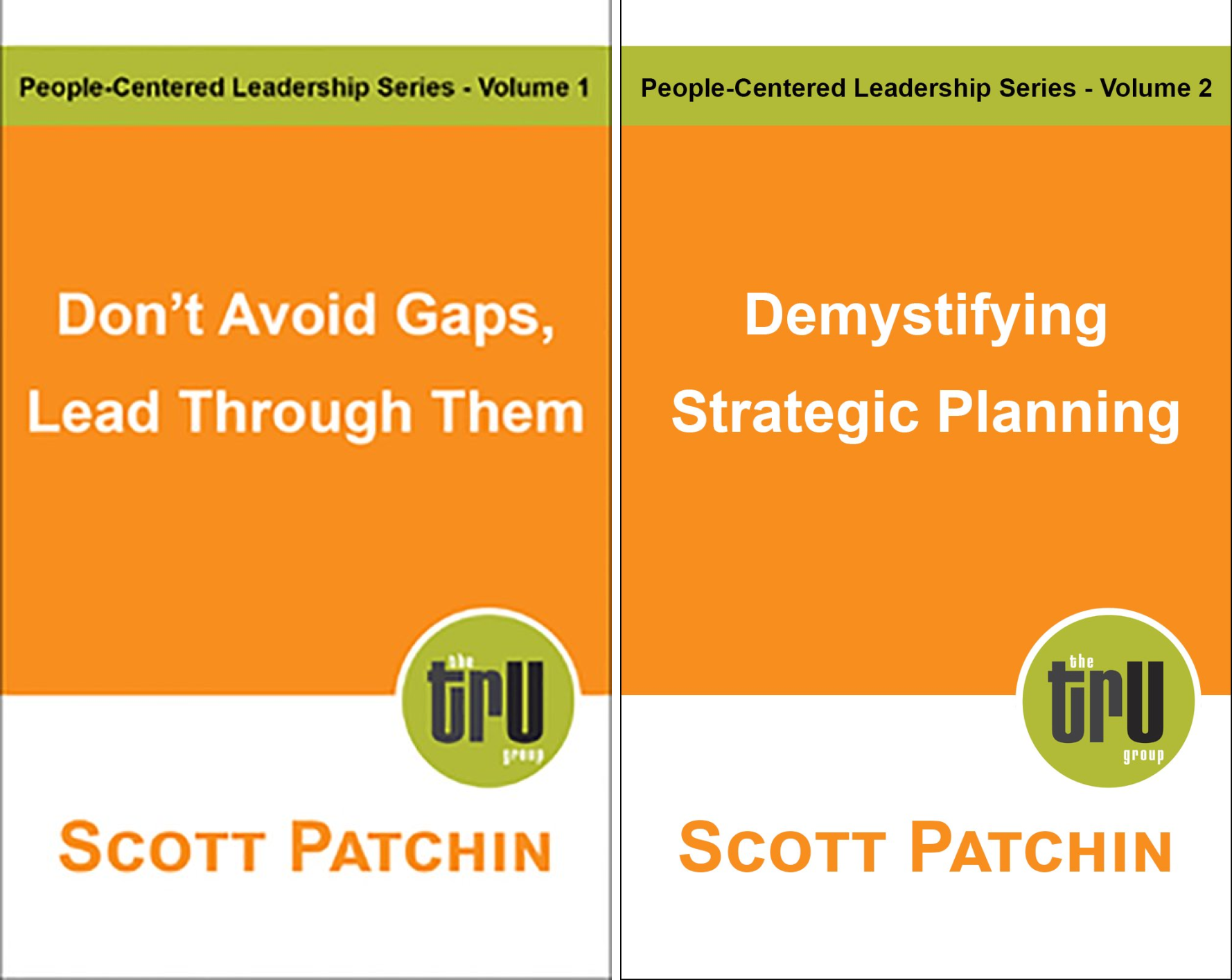 People-Centered Leadership (2 Book Series)