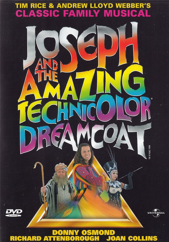 Andrew Lloyd Webber - Joseph and the Amazing Technicolor Dreamcoat [Reino Unido] [DVD]