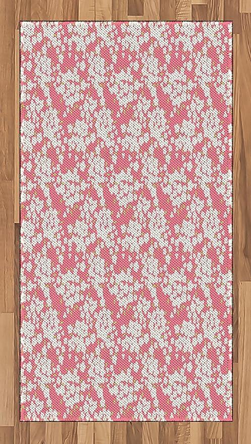 Lunarable Printemps Zone Tapis, Cerisier du Japon inspiré ...
