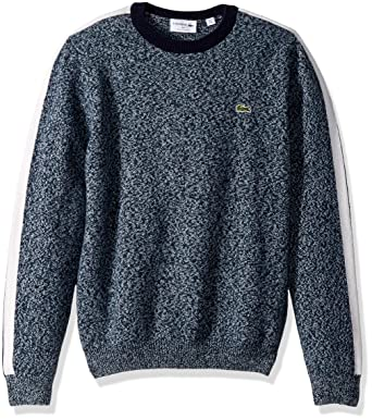 Wool Sweater Lacoste Sleeve In Made Long Men's France trshdQC