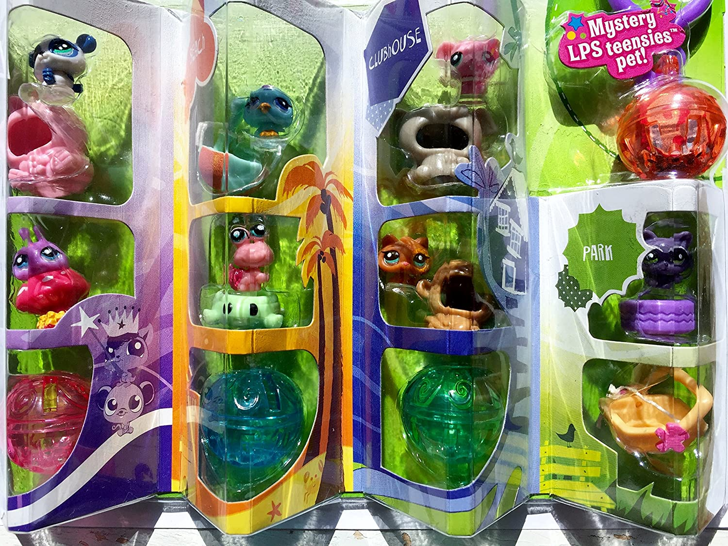Series 2 Hasbro Teensies Intro Pack