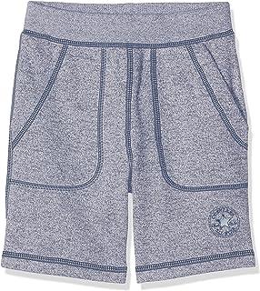 21ee37b7b4b0 Converse Boy s French Terrry Shorts  Converse  Amazon.co.uk  Clothing
