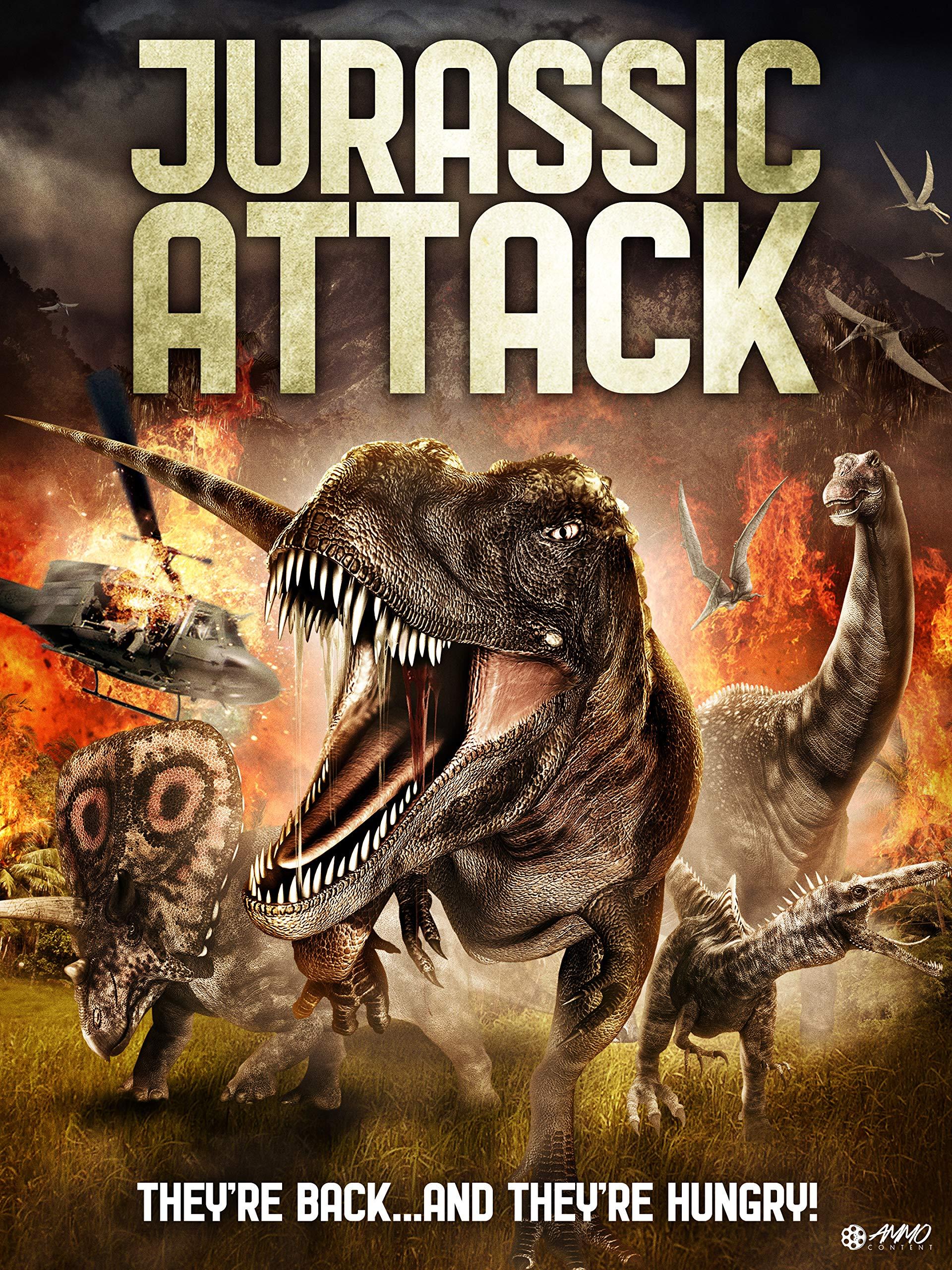 Jurassic Attack on Amazon Prime Video UK