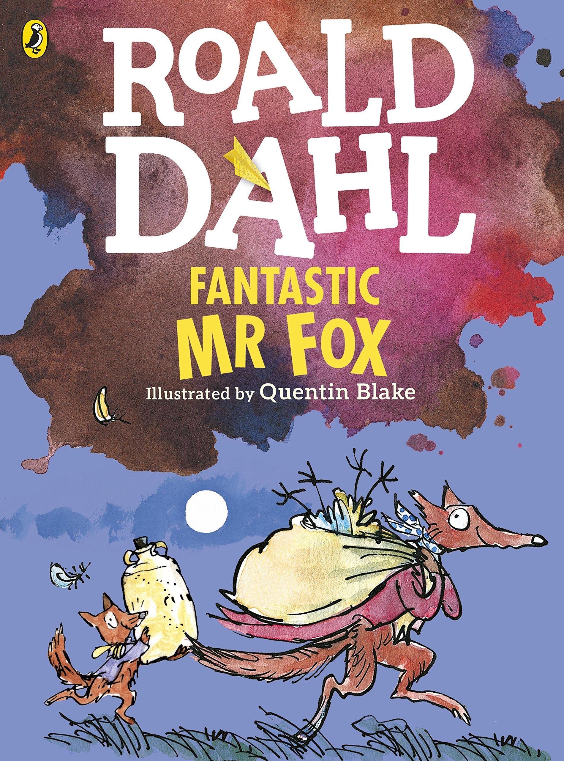 Image result for Fantastic Mr Fox – Roald Dahl